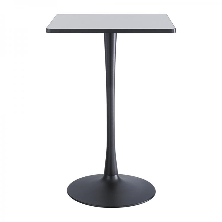 Cha-Cha Series Bistro Height Table with Trumpet Base