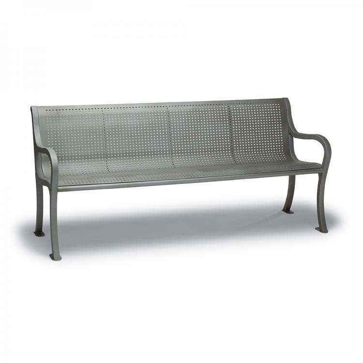 Covington 6' Bench - Square Perf.