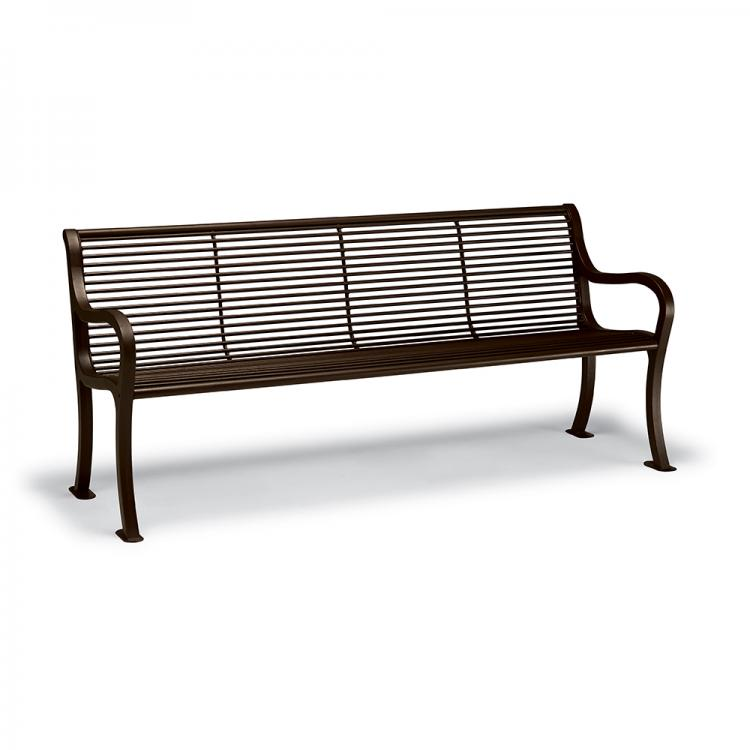 Covington 6' Bench - Rod